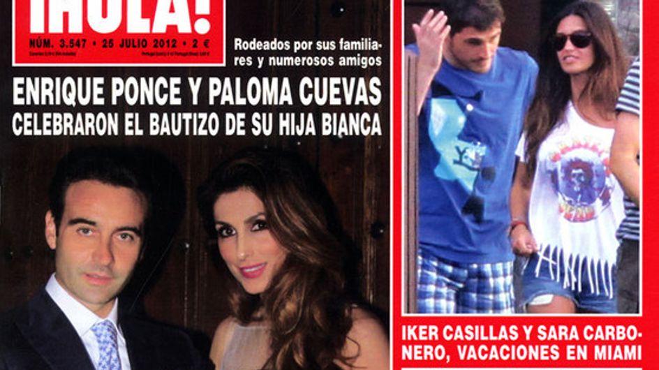 Las portadas de las revistas: Julio semana 3