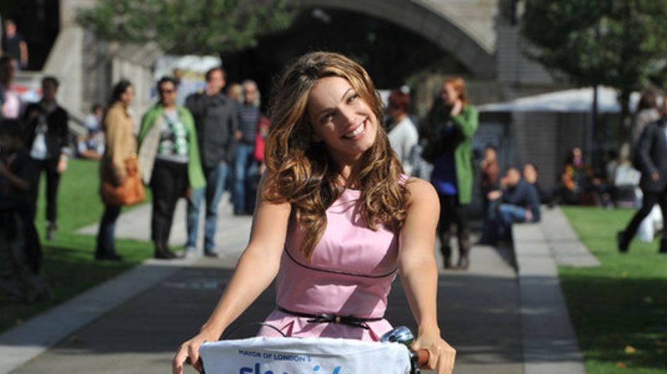 Quando le star scelgono la bicicletta
