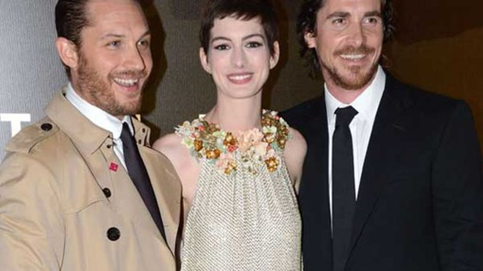 The Dark Knight Rises: The star-studded London film premiere