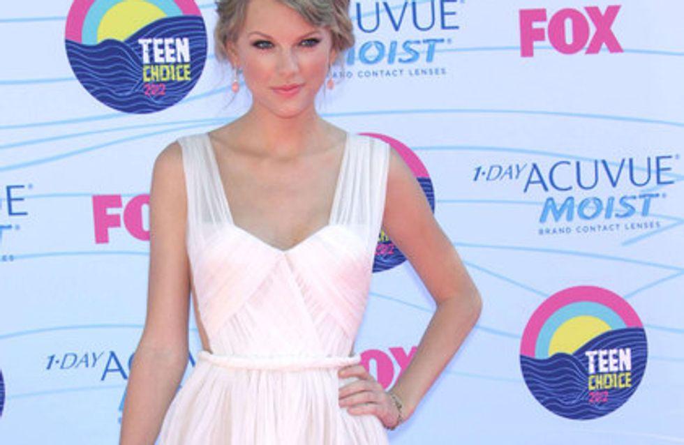 Todas las imágenes de los Teen Choice Awards 2012