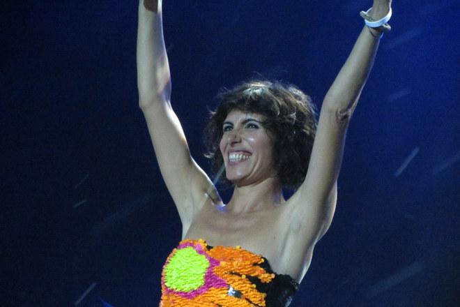 Giorgia in concerto a Milano