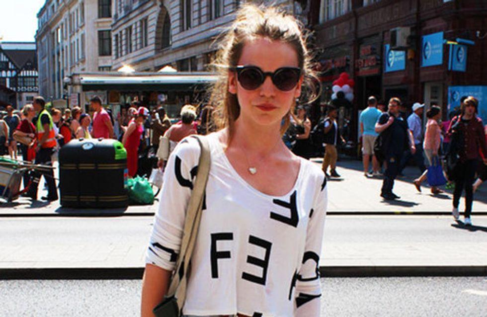 London Street Style July 2012