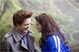 Robert Pattinson et Kristen Stewart : 2008