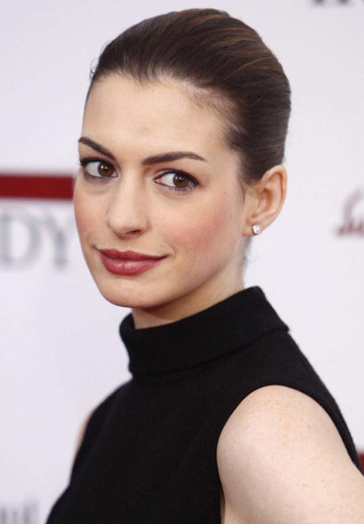 Schorpioen: Celebrities met het sterrenbeeld Schorpioen: Anne Hathaway