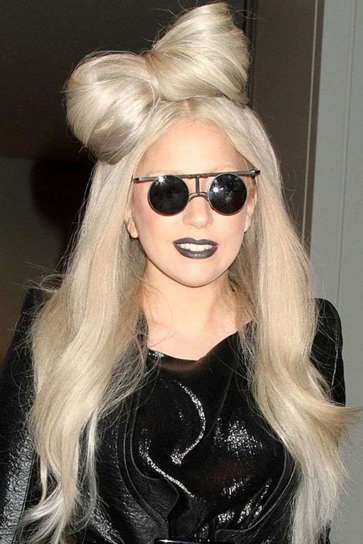 El look de Lady Gaga