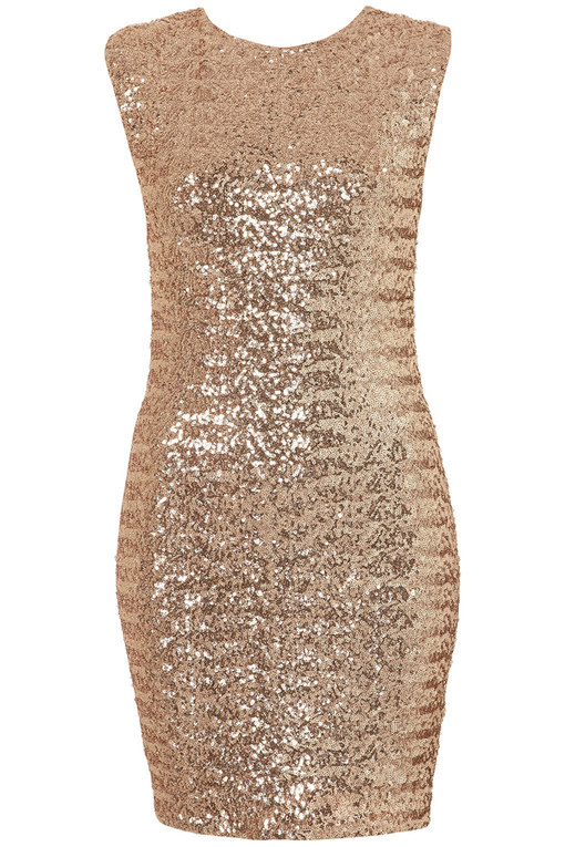 Going for gold, silver or bronze: Metallic fashion finds