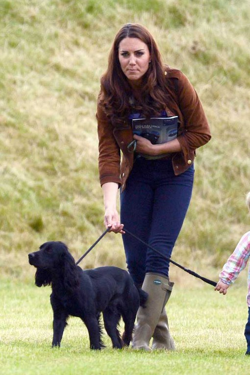Huisdieren van celebrities: Kate Middleton