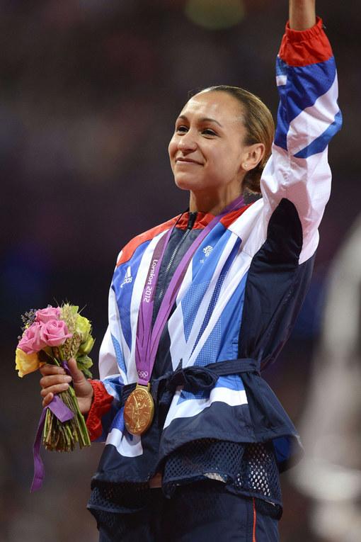 Olympic Medal Winner - Jessica Ennis