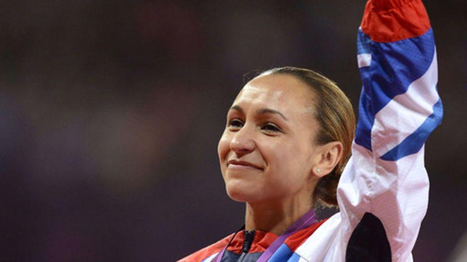 Women winning in the Olympics