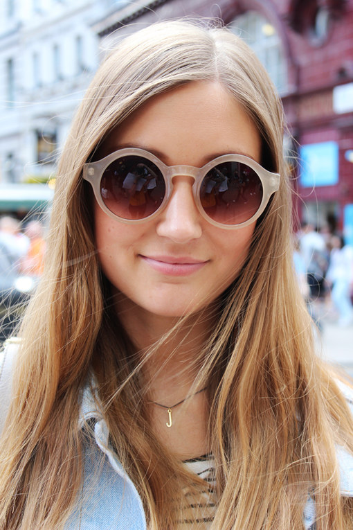 Street style hairstyles