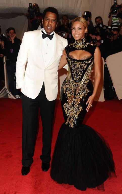 En el número 1, Beyoncé y Jay-Z