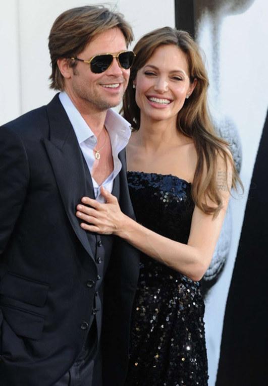 Ein Rückblick auf das schönste Paar Hollywoods