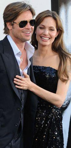 Wie romantisch! Ein Rückblick auf 9 Jahre Angelina Jolie & Brad Pitt