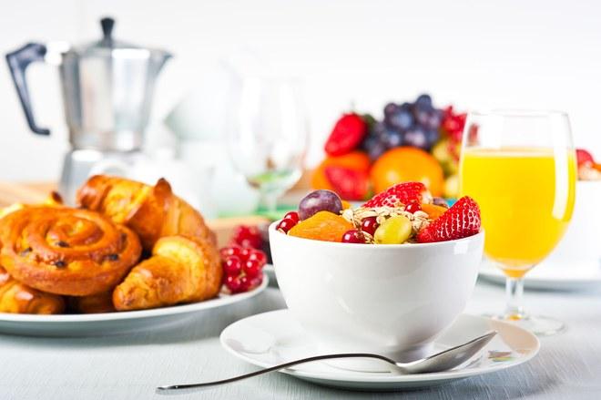 Rien de tel qu'un bon petit-déjeuner !