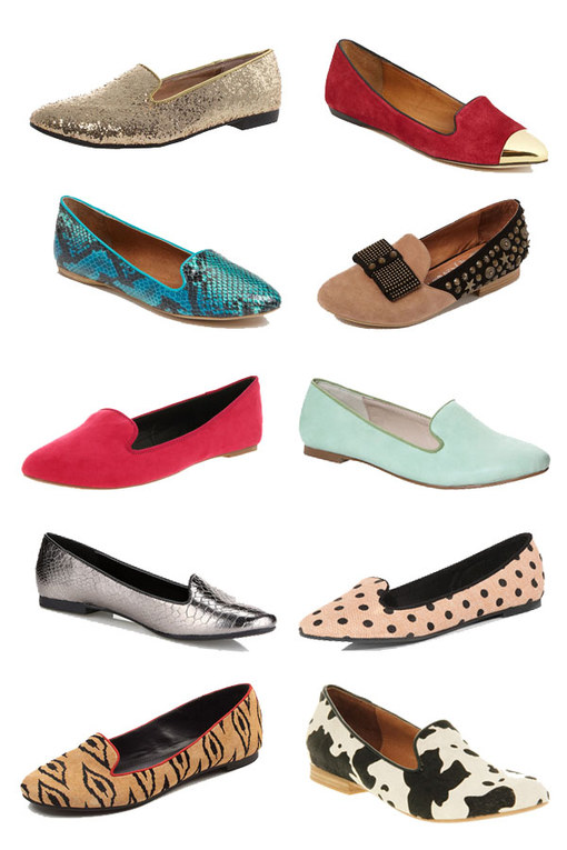 Stylish slipper shoe: 30 perfect pairs