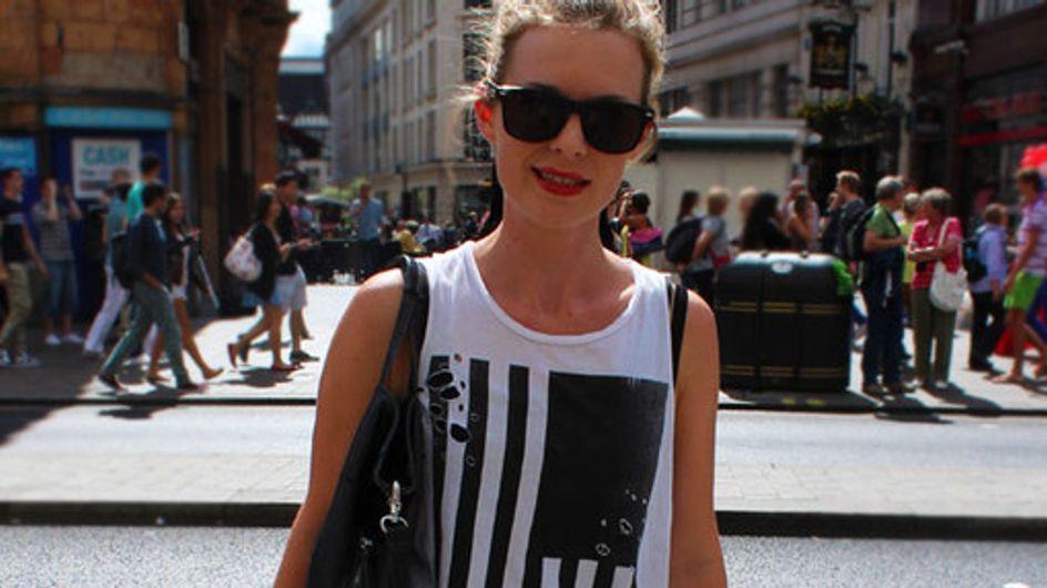 Streetstyle im August: Der Mode-Mix aus London