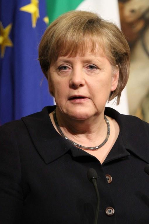#1 Angela Merkel