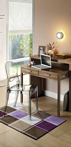Un petit bureau, voilà ce qu'il me faut