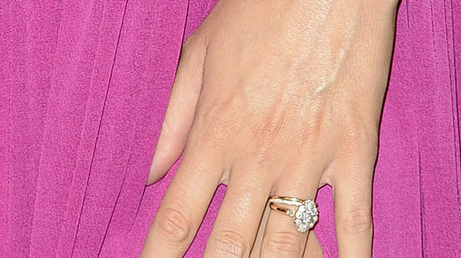 Große Klunker & Bling-Bling: Die Verlobungsringe der Stars