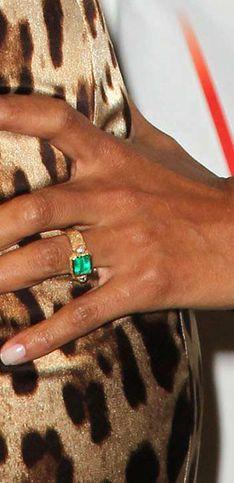Verlovingsringen van celebrities
