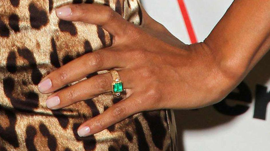 """Los anillos de compromiso con los que las celebs dijeron """"sí, quiero"""""""
