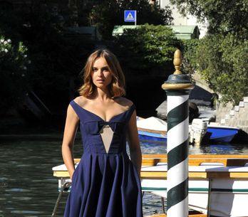 Kasia Smutniak, madrina di Venezia 2012