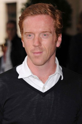 Hot gingers: Damian Lewis
