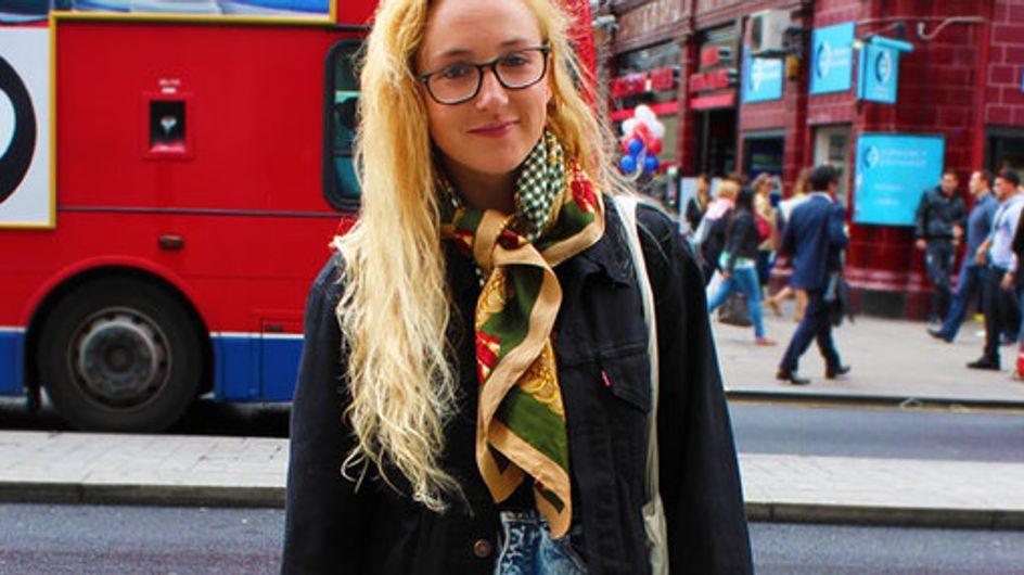 London Street Style August 2012