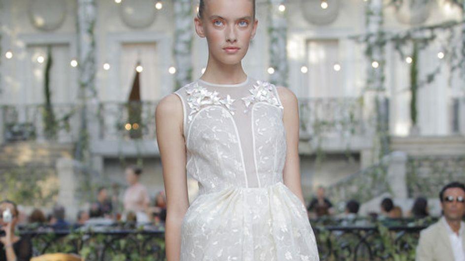 Jesús del Pozo inaugura Mercedes Benz Fashion Week Madrid