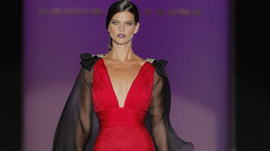 Hannibal Laguna - Mercedes Benz Fashion Week Madrid Primavera Verano 2013