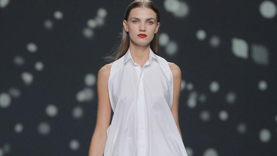 Amaya Arzuaga - Mercedes Benz Fashion Week Madrid Primavera Verano 2013