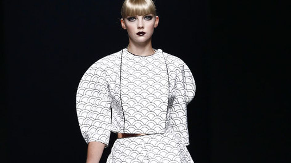 Juanjo Oliva - Mercedes Benz Fashion Week Madrid Primavera Verano 2013