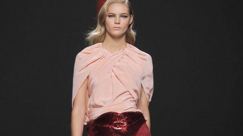 Miguel Palacio - Mercedes Benz Fashion Week Primavera Verano 2013