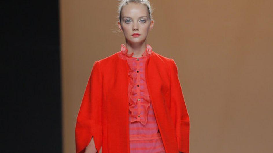 Ailanto- Mercedes Benz Fashion Week Madrid Primavera Verano 2013
