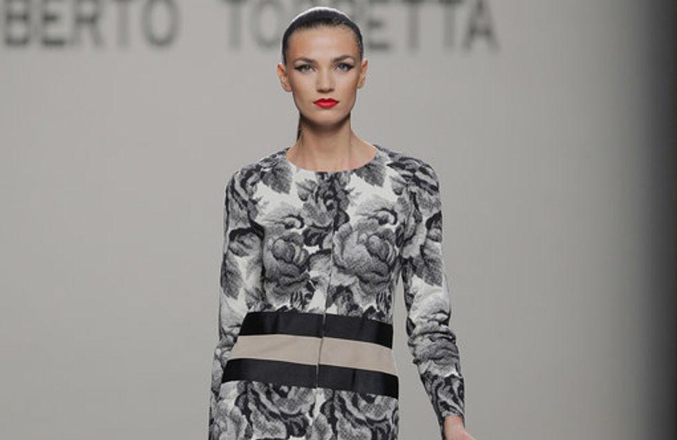 Roberto Torretta - Mercedes Benz Fashion Week Madrid Primavera Verano 20132