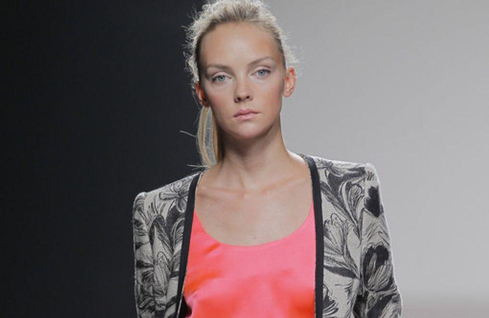 Kina Fernández - Mercedes Benz Fashion Week Madrid Primavera Verano 2013