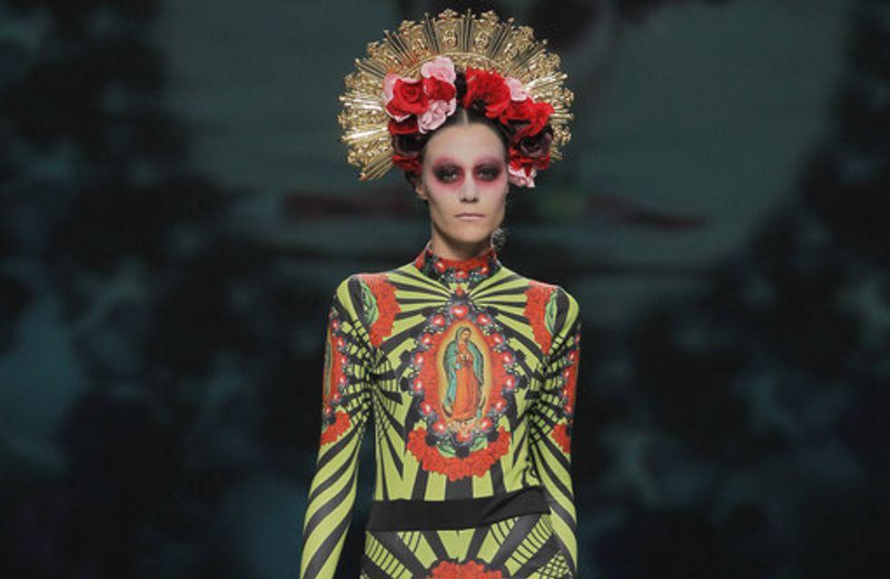 Maya Hansen - Mercedes Benz Fashion Week Primavera Verano 2013