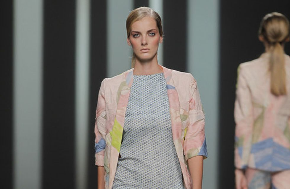 Martin Lamothe - Mercedes Benz Fashion Week Primavera Verano 2013