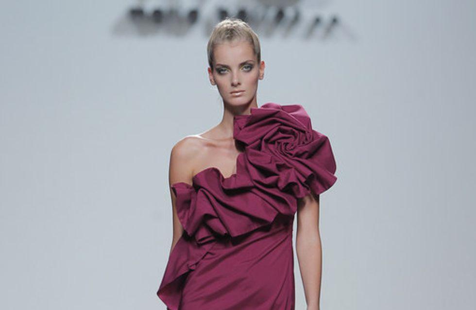 Sara Coleman - Mercedes Benz Fashion Week Madrid Primavera Verano 2013