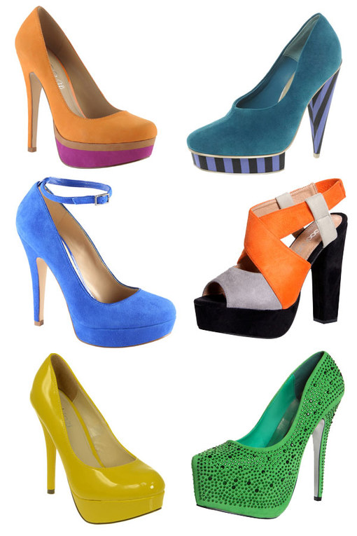 50 High heels: Sexy statement shoes