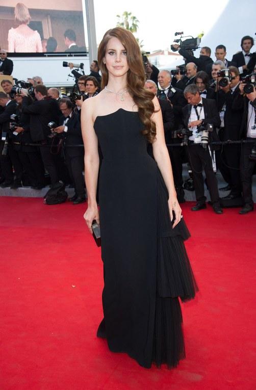 Lana del Rey en el Festival de Cannes