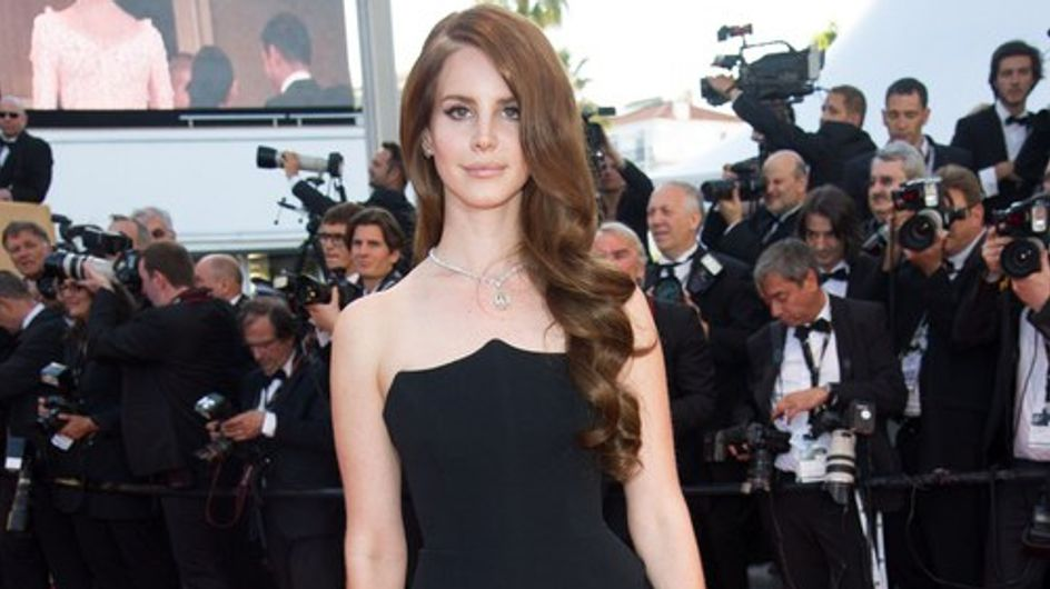 El estilo retro de Lana del Rey