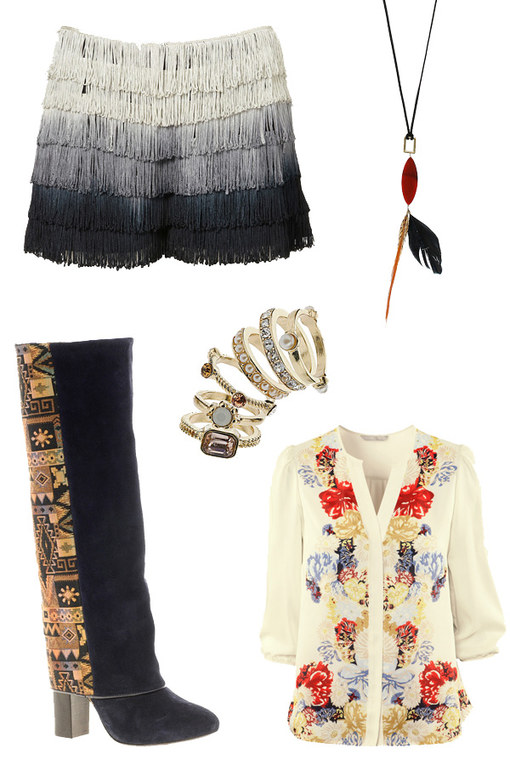 Boho chic: Folk fashion with style