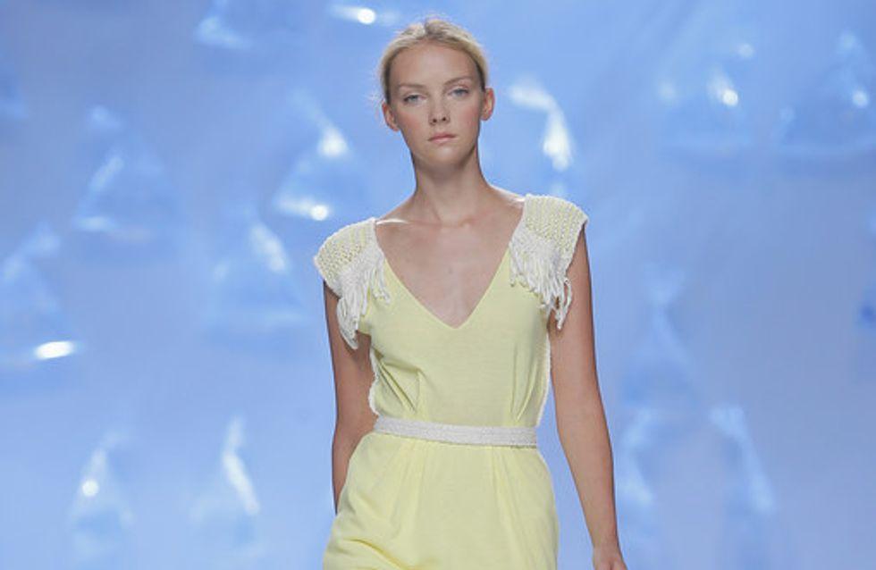 Sita Murt - Mercedes Benz Fashion Week Primavera Verano 2013