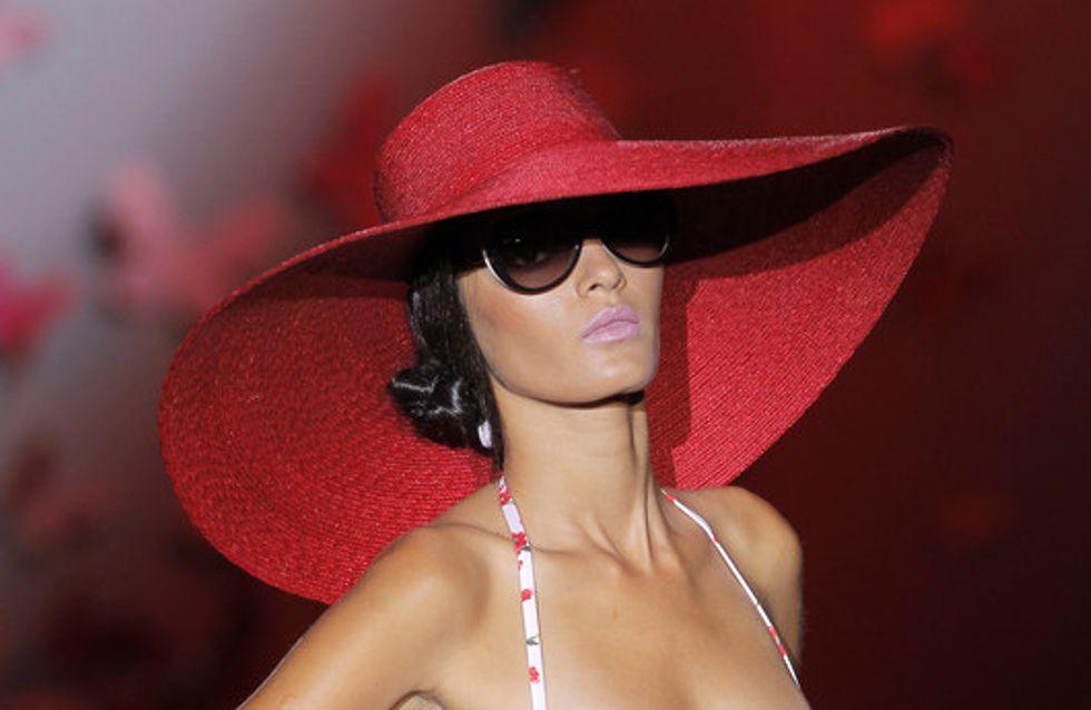Guillermina Baeza - Mercedes Benz Fashion Week Madrid Primavera Verano 2013