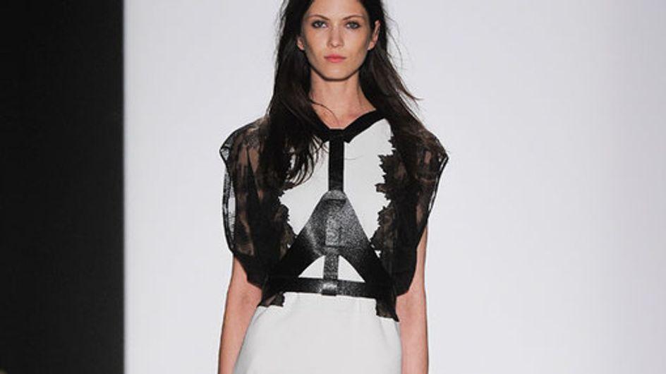 BCBG Max Azria - New York Fashion Week primavera/estate 2013