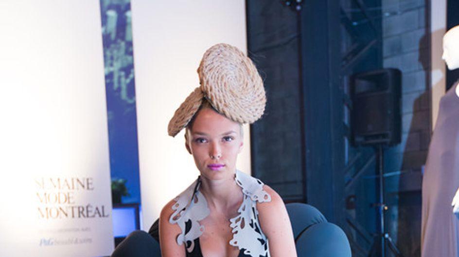 Marie Saint Pierre Semaine de la mode Montréal P/E 2013