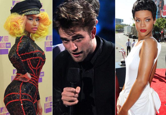 Los MTV Video Music Awards 2012
