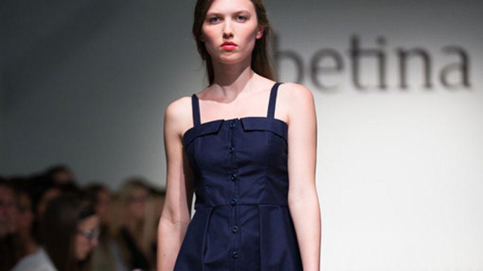 Bettina Lou Semaine de la mode Montréal P/E 2013