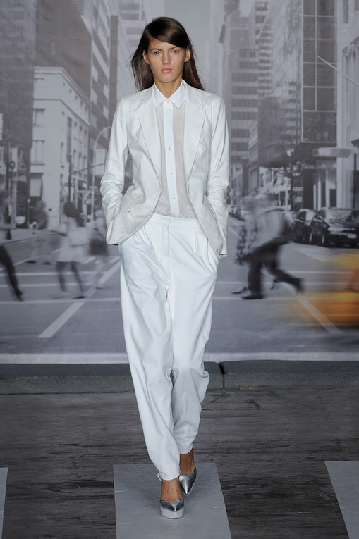 DKNY New York Fashion Week Spring Summer 2013